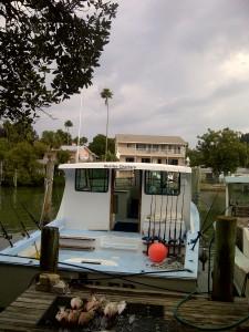 Hustler Boat