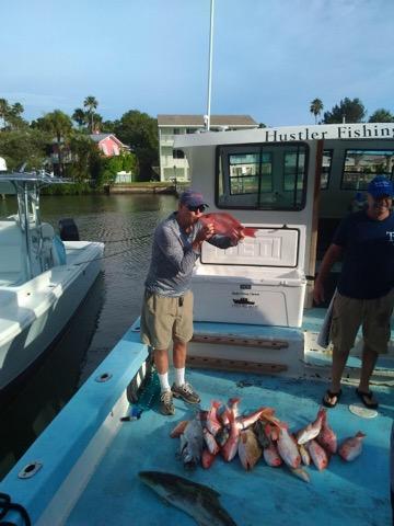 Hustler Fish 16