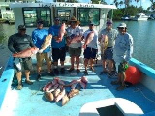 Hustler fish Matt Group